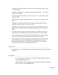 Best Currently Attending College On Resume Images - Simple resume .
