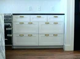cabinet pulls placement. Bathroom Vanity Upper Cabinets Drawer Pull Placement Cabinet Pulls  Kitchen