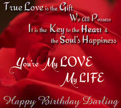 Happy Birthday Love Quotes Inspiration Happy Birthday Love Quotes For Him Or Her Ankush Pinterest