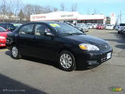 Toyota Corolla Black Le. Toyota Corolla Le With Toyota Corolla ...