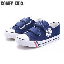Size 30-36 <b>Autumn New</b> Arrivals Child Canvas shoes boy girls ...
