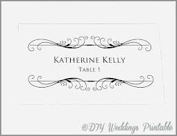 Template For Place Cards Free Easter Name Tags Template Beautiful Free Printable Table Place Cards