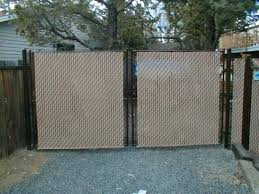 chain link fence slats brown. Plain Fence Slats For Chainlink Fence Home Chain Link Brown Delightful  Intended Depot Inside N