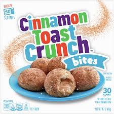 Cinnamon Toast Design Ottawa Cinnamon Toast Crunch Microwaveable Bites 14 7 Oz Box