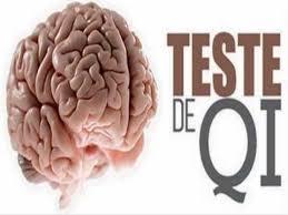 Resultado de imagem para teste de Q.I agora