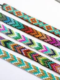 Bead Bracelet Patterns