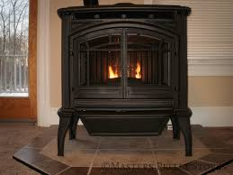 m55 freestanding stove