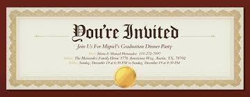 Free Graduation Party Invitations Evite Com