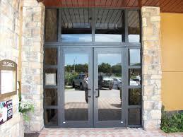 commercial glass front doors brooklyn replacement door cost e business mirror shower sinstallation door commercial