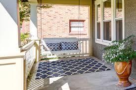 1st generation outdoor rug designs