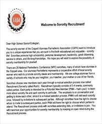 sorority letter of recommendation example 7 sample sorority recommendation letters pdf doc
