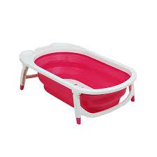 little b house new design foldable baby bathtub folding baby bath tub ba04