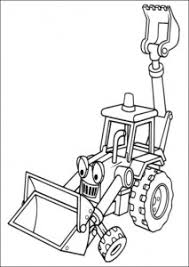 Small Picture Builder Bob Coloring Pages Coloring Pages