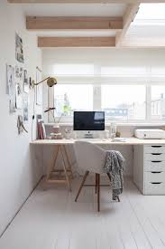 ikea office space. Beautiful Office Studio Makeover Before U0026 After In Office Space Throughout Ikea