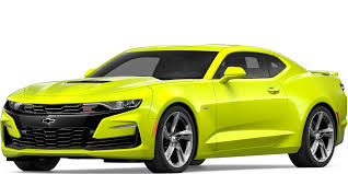 69 Camaro Color Chart The New 2019 Camaro Sports Car Coupe Convertible