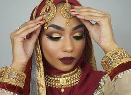 bengali indian bridal makeup look and i thought to share with you guys if you love makeup videos you may way to add her she is pretty amazing