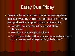citizenship we belong to many communities we belong to many 14 essay