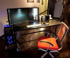 stylish office desk setup. Stylish Photographers Desk Setup Great Home Design Ideas With Photographers39 Workspaces Studio Amp Editing Station Office S