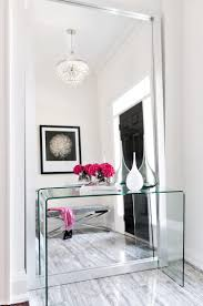 entry foyer table. 9. Sophisticated Metropolitan Design Entry Foyer Table F