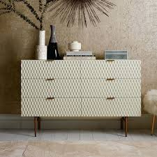 Fully Assembled Dresser Dressers Easy To Assemble  Wooden With Six Drawers39