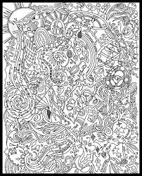 Small Picture Hard Coloring Pages Ocean Coloring Pages