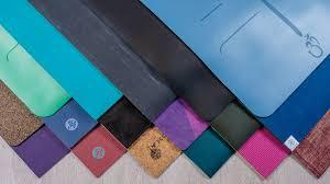 Yoga Mat Comparison Chart The Best Yoga Mat For 2019 Reviews Com
