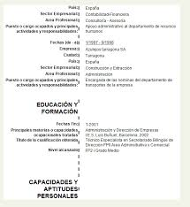 Modelo De Curriculum Vitae En Word Modelo De Curriculum Vitae En Word Yahoo