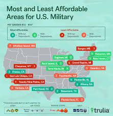 Stationed In The Nation Best Rental Markets For U S