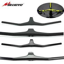 <b>Manillar</b> Carbono <b>MTB</b> Bicycle Riser 17 degree One shaped ...