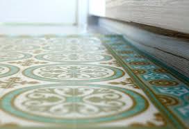 patterned linoleum flooring tiles motif funky lino flooring ireland