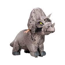 Jurassic World: Fallen Kingdom Mens <b>Triceratops</b> Inflatable ...