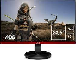"""Купить <b>монитор AOC G2590PX</b> 24.5"""", черный по низкой цене ..."""
