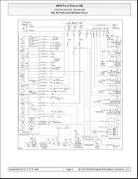 2001 ford taurus stereo wiring diagram fonar me 2001 mercury sable spark plug wire diagram at 2001 Mercury Sable Wiring Diagram