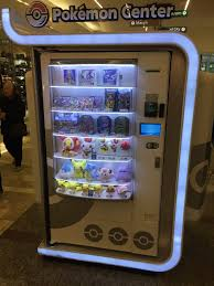 Pokemon Vending Machine Cool Mike Acton On Twitter Pokemon Vending Machine In SeaTac Mall For