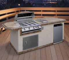 prefab units come in a variety of sizes and configurations cal flame in pomona ca a prefabricated outdoor kitchen