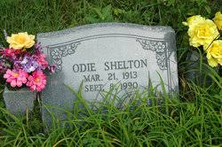 Odie Shelton (1913-1990) - Find A Grave Memorial