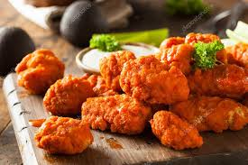 spicy boneless chicken wings. Beautiful Spicy Hot And Spicy Boneless Buffalo Chicken Wings U2014 Stock Photo For N
