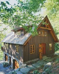 building your own fairy tale home