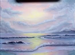 the basic techniques of paintings would not be complete without including the basic techniques of oil painting seascapes