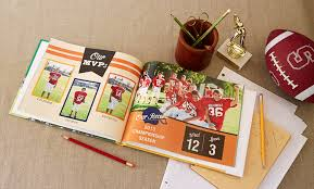 touchdown on the perfect gift this photo book from shutterfly is a winner with photos