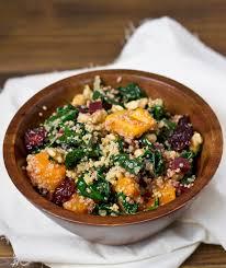 ernut squash beet quinoa salad