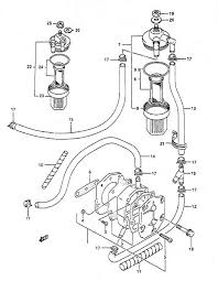 suzuki outboard parts dt 55 parts listings browns point marine Suzuki 65 Hp Outboard Wiring Diagram suzuki dt 55 fig 6a fuel pump Suzuki DT55 Outboard Wiring Diagrams