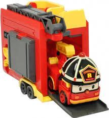 <b>Silverlit Кейс</b> с <b>трансформером</b> Рой 12.5см с гаражом - отзывы о ...