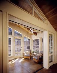 Interior Design: Rustic Style Sunrooms - Home Design