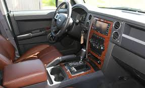 2009 Jeep Commander - Information and photos - ZombieDrive