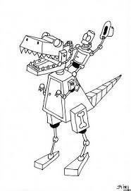 robot dinosaur more art less craft