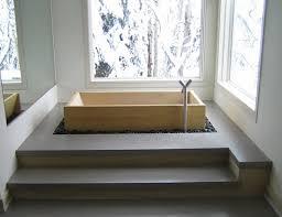 seaotter japanese ofuro bath