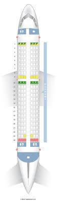 Seatguru Seat Map Aer Lingus Airbus A319 319 Airplane