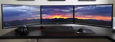 the 5 best triple monitor stands