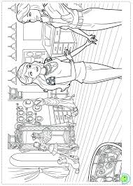 Barbie Coloring Pages That You Can Print Barbie Fashion Coloring